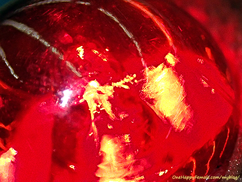28 June 2013 - Red Abstract